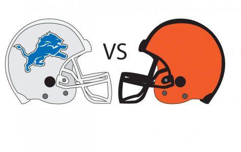 Better Team: Lions V. Browns