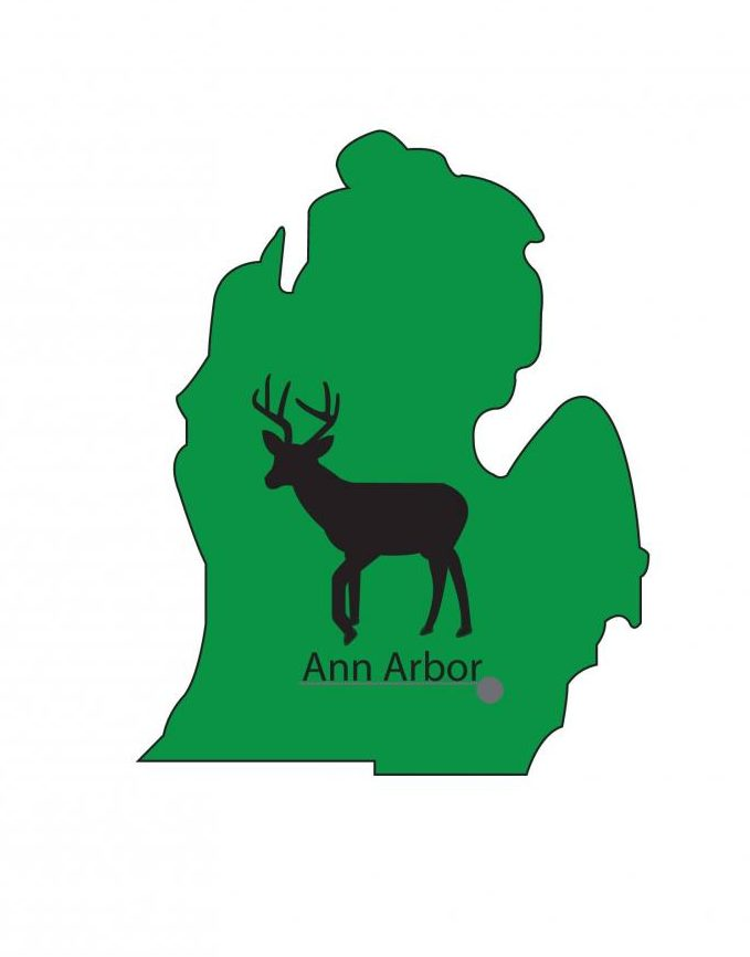 Ann Arbor plans to decrease the Whitetail Deer population in their area. The decision was made in a vote by the Ann Arbor City Council.