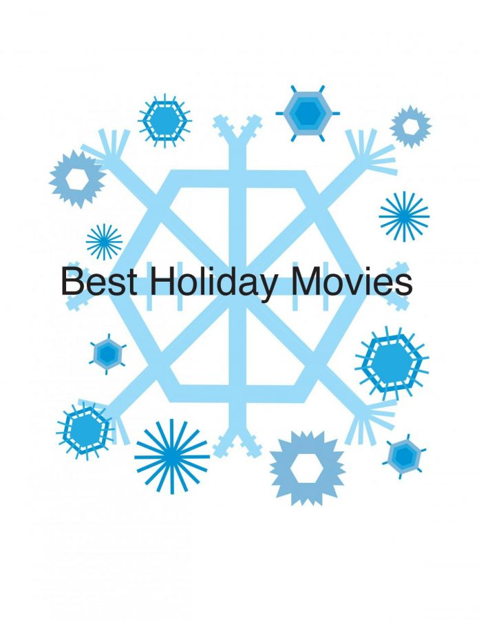 The Comets' Tale Staff chose their favorite holiday movies.