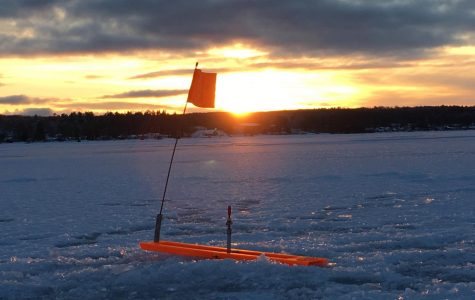 Ice is Nice…For Fishing