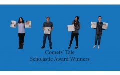Comets' Tale Staff Wins Award