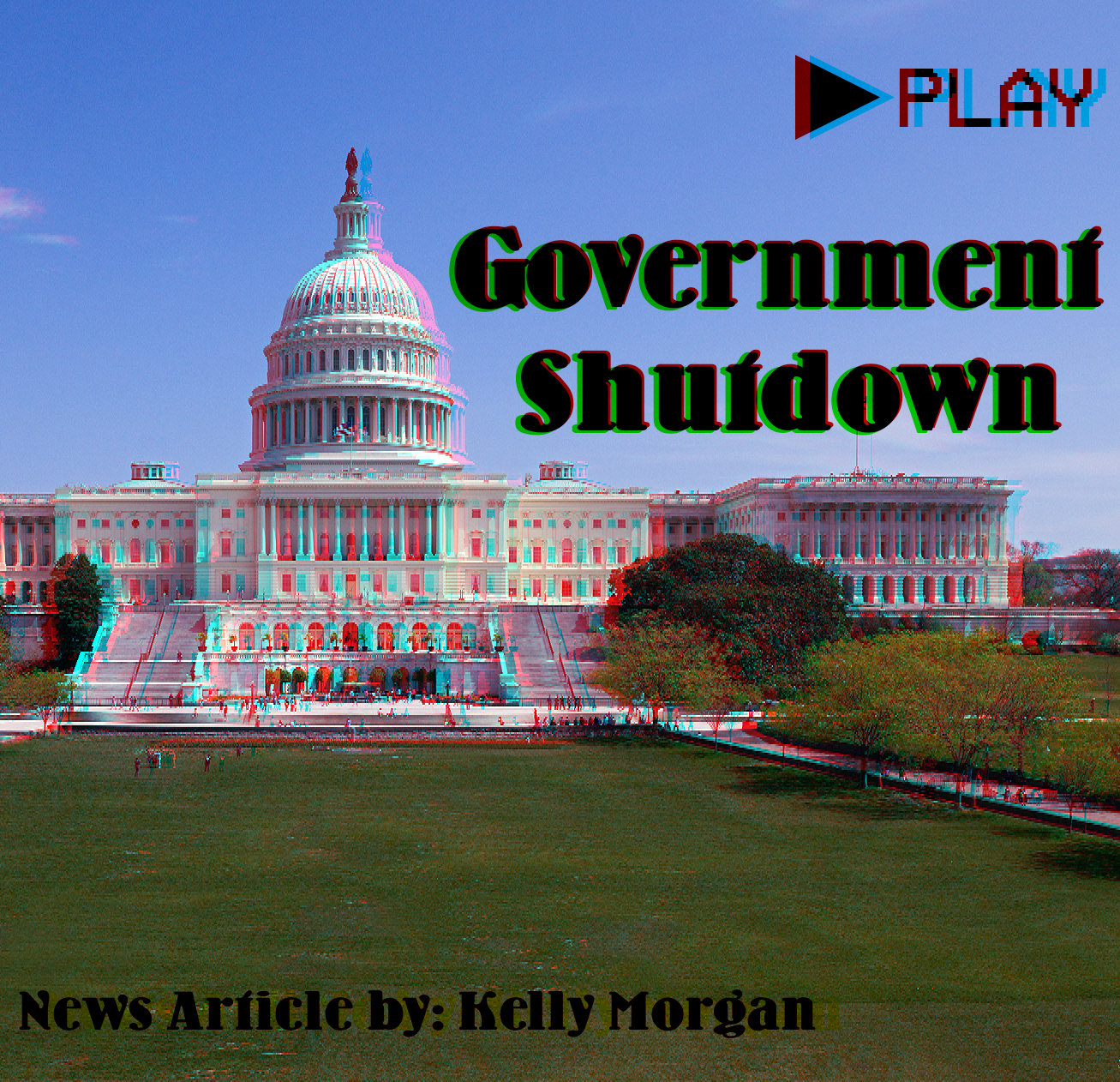 The government shut down lasted 34 days before reopening.