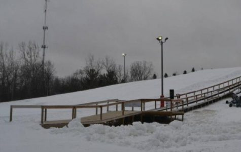 Hawk Island Snow Tubing