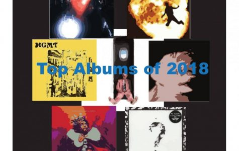 Top Albums of 2018