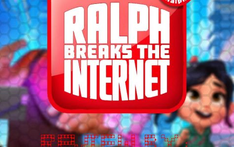 Ralph Breaks The Internet in the new movie, Wreck It Ralph 2.