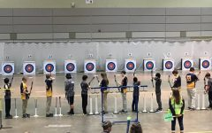 Grand Ledge's Archery Teams Compete at the State Tournament