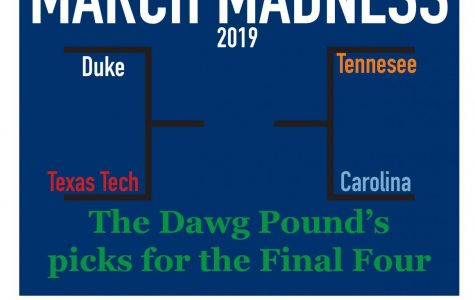 The Dawg Pound Bracket
