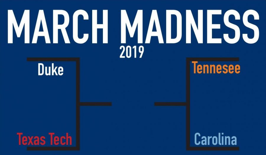 As+March+Madness+takes+over%2C+lots+of+people+are+creating+brackets+to+predict+how+the+tournament+will+go.