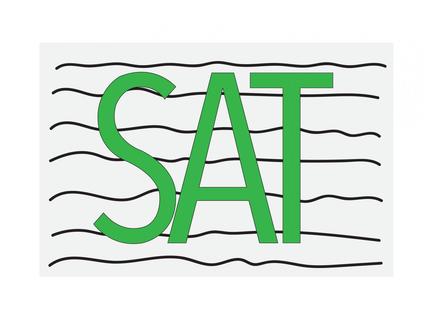 The SAT tests are coming soon to Grand Ledge students. Juniors will be taking the tests after returning from Spring Break.