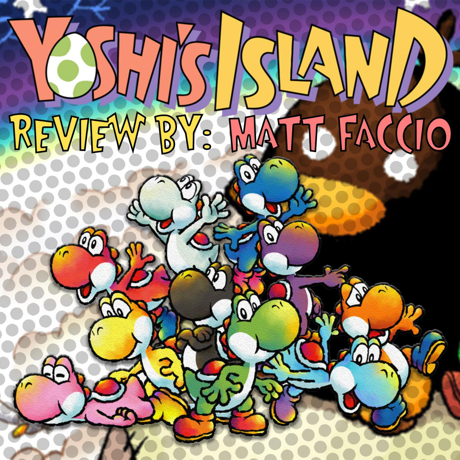 Yoshi's Island is the game that generation Z grew up playing.