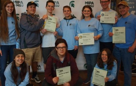 2019 Award Winning Newspaper Staff