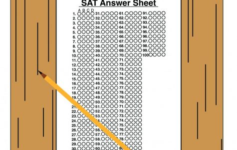 Junior Year Trial: The SAT