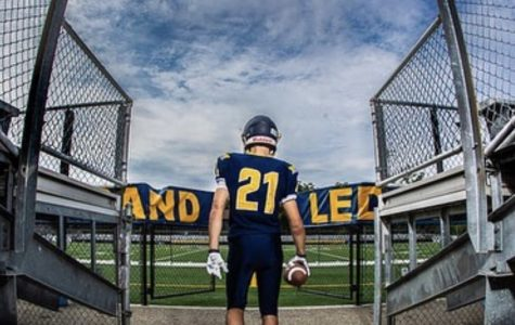 My Summer as a Grand Ledge Varsity Football Player