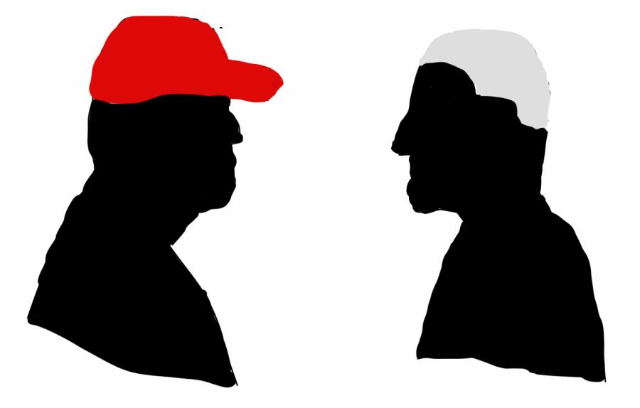 Mr. Biden v. President Trump