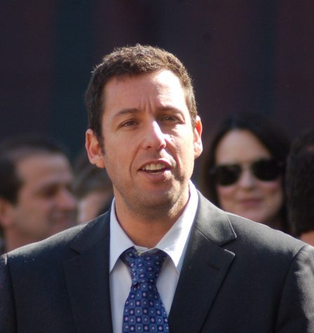 """Adam Sandler"" by Sharon Graphics is licensed under CC BY-NC-ND 2.0"