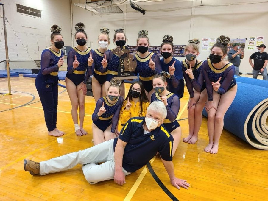 Grand Ledge Gymnastics Goes for the Gold