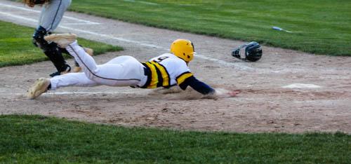 Baseballs' Last Out